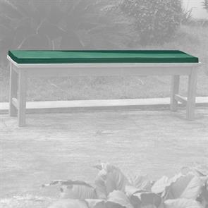 Bankauflage für Bank ohne Rückenlehne 150x40 cm Nagata