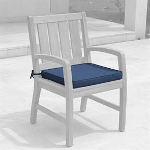 Sitzkissen 48x47 cm SunProof für Corona Armlehnstuhl