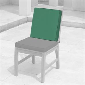 Rückenkissen 48x40 cm Nagata für Corona Armlehnstuhl