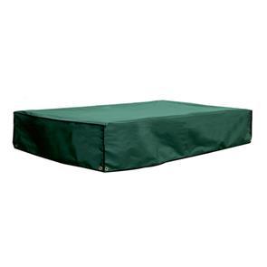 Abdeckung für Liege Teak Safe Grün 210cm (L) x  70cm (W) x 35cm (H)
