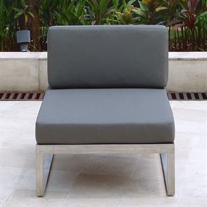 Tessin Lounge Mittelmodul 74 x 83 x 67 cm