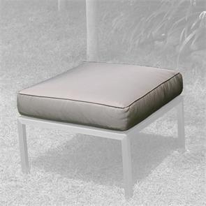 Makan Lounge Sitzpolster 65x65x12 cm Sunproof für Eck-/Seitenmodul und Hocker/Ottomane
