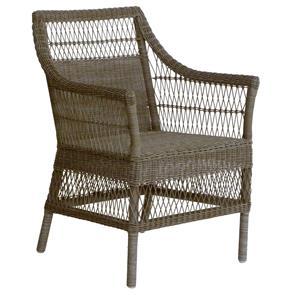 Vintage Stuhl mit Armlehne