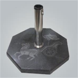 Schirmständer Granit »Equus« 50x50x6