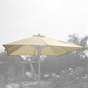 Sonnenschirmbespannung 350x250 cm Nagata Drill Standardfarbe