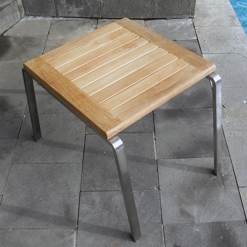 teakoutlet hocker alzette. Black Bedroom Furniture Sets. Home Design Ideas