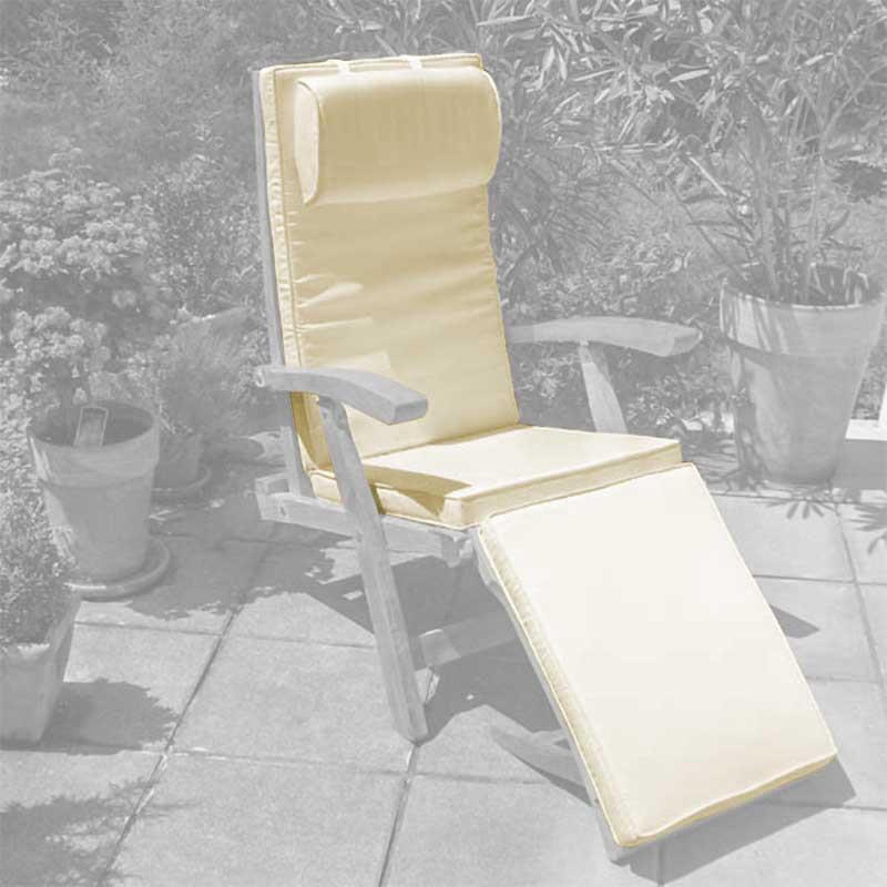 deckchairauflage f r den elegance deckchair 183x46 cm nagata. Black Bedroom Furniture Sets. Home Design Ideas