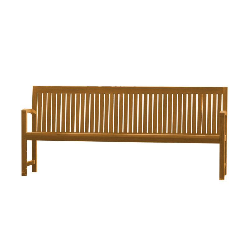 elegance gartenbank 200 cm teak. Black Bedroom Furniture Sets. Home Design Ideas