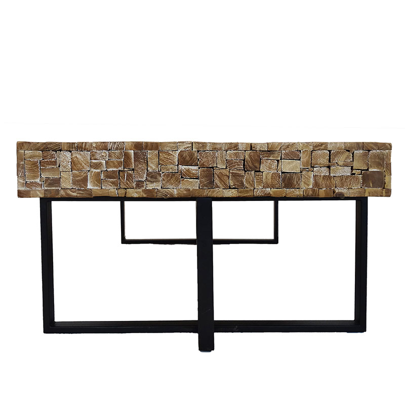 teakoutlet feste tische reng. Black Bedroom Furniture Sets. Home Design Ideas