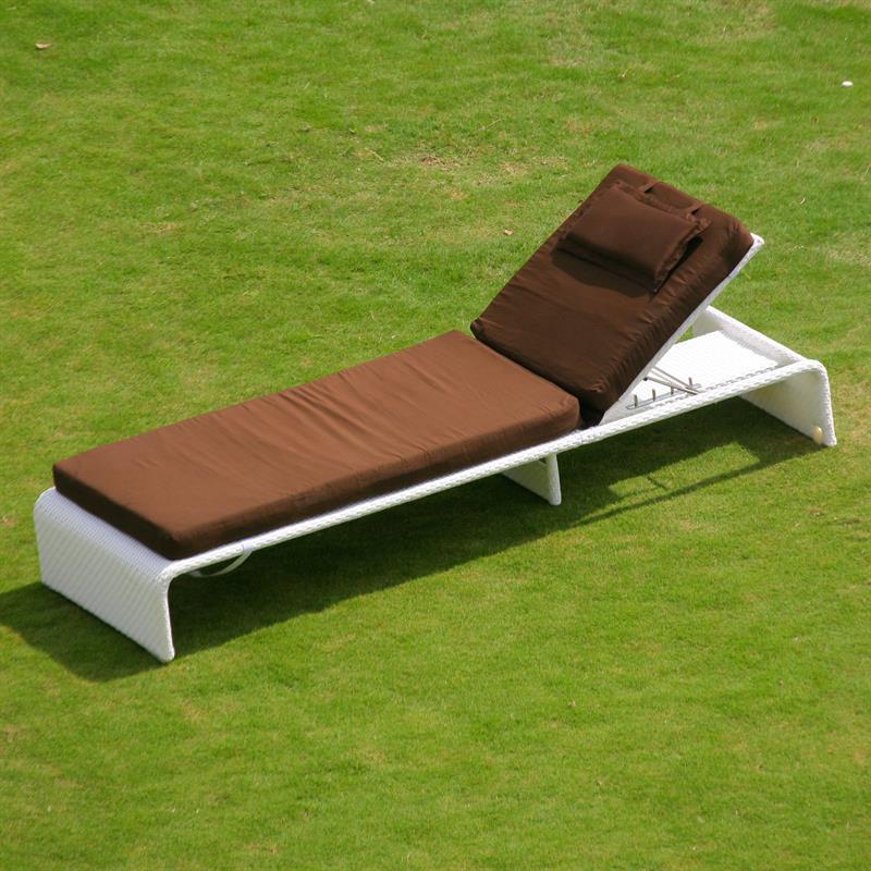 liegenauflage f r die sefid liege 200x65 cm sunproof. Black Bedroom Furniture Sets. Home Design Ideas